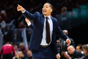 "Tyronn Lue Left ""Lasting Impression"" On Lakers After 2nd Interview"
