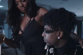 """21 Savage Returns With Video For Smooth Banger """"Ball W/o You"""""""