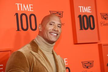 "Dwayne Johnson Brought To Tears After Meeting Fans While Filming ""Jumanji"" Sequel"