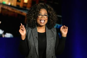 Oprah Drops $10K On Student's Wedding Gown