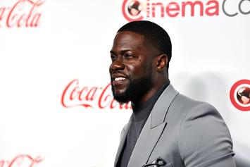 Kevin Hart Shares Breakdown Of Boxing Match Against Antonio Esfandiari: Video