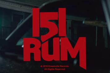 """J.I.D Shares Cinematic Visuals For """"151 Rum"""""""