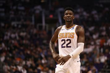 Deandre Ayton Allegedly Received $10K Per Month At Arizona