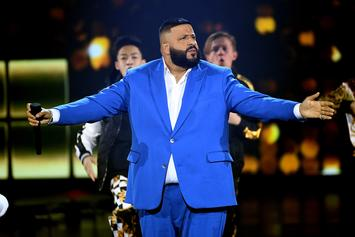 """DJ Khaled Launches """"Father Of Asahd"""" Promotional Blitz"""