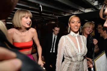 "Beyoncé & Taylor Swift's Fans Clash After ""Copycat"" BBMA Performance"