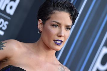 """Halsey Hints At New """"Nightmare"""" Project After Wiping Social Media Posts"""