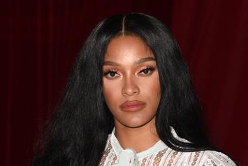 "Joseline Hernandez Shows New Man Doing ""Daddy Duties"" & Internet Drags Stevie J"