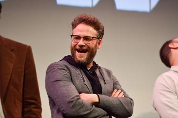 Seth Rogen Details Smoking With Travis Scott & Working With Donald Glover