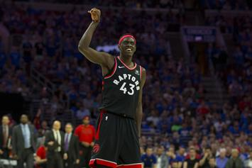 "Pascal Siakam ""Doubtful"" For Game 4 Of Raptors-76ers Playoff Series"