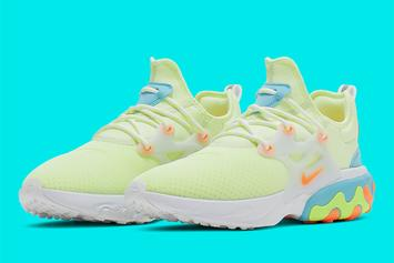 "Nike React Presto ""Psychedelic Lava"" Drops May 16th: Official Images"