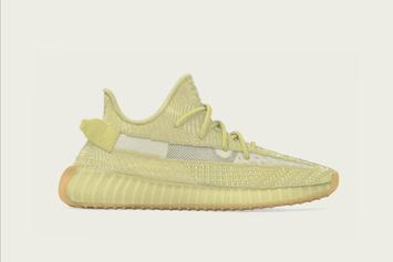 "Adidas Yeezy Boost 350 V2 ""Antlia"" Colorway Coming Soon: First Look"