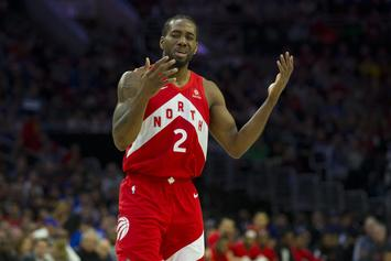 Kawhi Leonard Credits His Playoff Run To Learning From Great Players