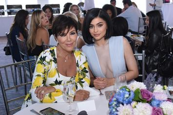 "Kris Jenner Continues To Defend Kylie Jenner's ""Self-Made"" Status"