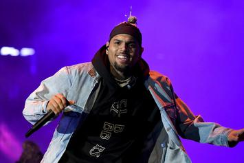 Chris Brown Accused Of Cursing Woman's Pre-Teen Son: Report