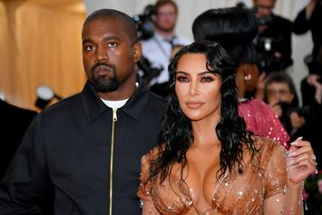 Kanye West Rocked A $40 Jacket At The Met Gala