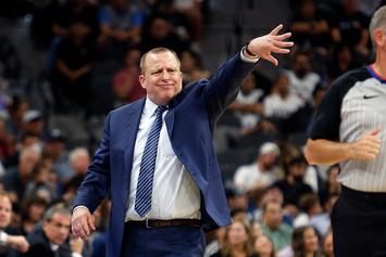 LeBron James Wants Tom Thibodeau As Lakers Assistant: Report