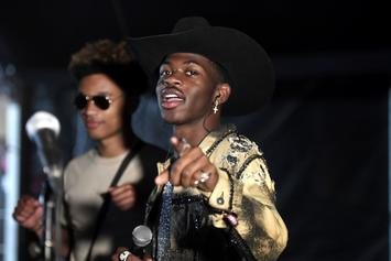"Lil Nas X Brings ""Old Town Road"" To ""Desus & Mero"" For Television Debut"
