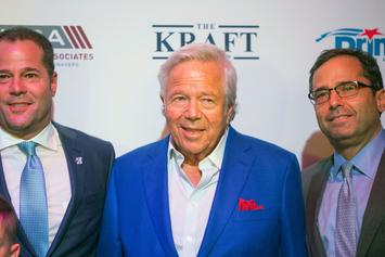 Robert Kraft's Lawyers Accused Of Lying In Court: Report