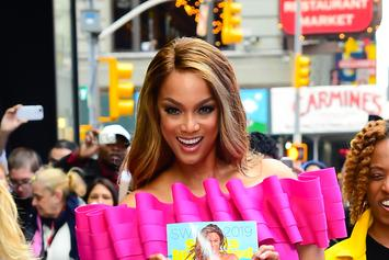Tyra Banks Makes Comeback On Sports Illustrated Swimsuit 2019 Cover