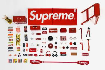 """The Supreme Vault"" Is Going Up For Auction: 1,300 Items From 1998-2018"