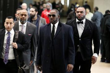 R. Kelly Coughs Up $62K In Back Child Support, Dodges Jail Time: Report