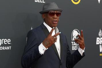 Dennis Rodman Accused Of Robbing Yoga Studio With Three Accomplices