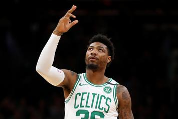 "Marcus Smart Dismisses Kyrie Irving Criticism: ""That's Bulls***"""