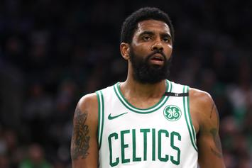 "Kyrie Irving Roasted By Anonymous Celtics Player: ""He's Hard To Play With"""