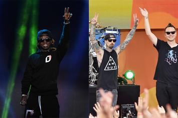 Why Are Lil Wayne & Blink-182 Going On Tour Together?