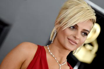 "Bebe Rexha Denies Getting Plastic Surgery, Says She's ""Scared To Go Under The Knife"""