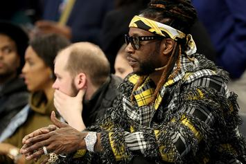 2 Chainz Joins Ownership Of Atlanta Hawks' G League Team