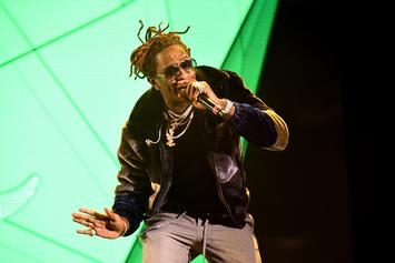 Young Thug & Crew Reportedly Targeted In Drive-By Shooting