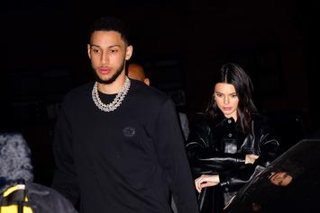 Kendall Jenner Blamed By 76ers & Ben Simmons Fans For Series Loss