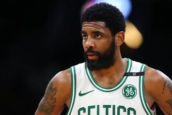 "Stephen A. Smith Says ""No Way In Hell"" Kyrie Irving Goes To The Lakers"