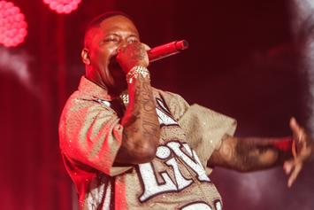YG Gives A Closer Look At His Rolling Loud Nipsey Hussle Tribute Shirt