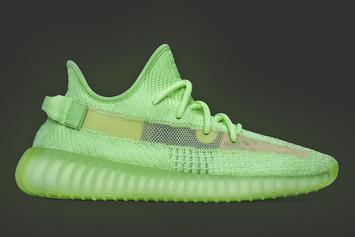 """Adidas Yeezy Boost 350 V2 """"Glow"""" Drops Next Week: Official Photos"""
