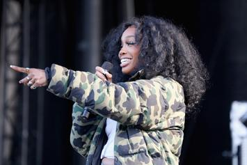 "SZA Thanks God For ""Ctrl"" Album's 100 Week Billboard Success"