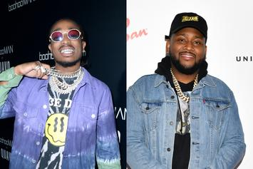 "Quavo & Boi-1da Re-Create Isaac Hayes 1971 ""Shaft"" Theme Song"