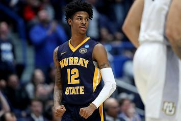 "Memphis Grizzlies ""Locked In"" On Selecting Ja Morant With No. 2 Pick"