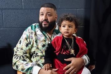 "DJ Khaled Graces XXL Cover Without ""Prince Jewel"" Asahd"