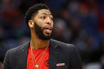 """Pelicans Owner On Trading Anthony Davis To Lakers: """"Over My Dead Body"""""""