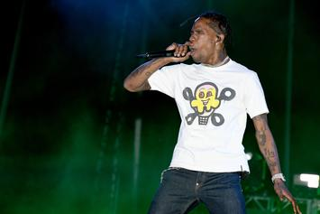 Travis Scott Gifts Merch Sales To Planned Parenthood