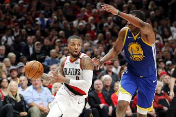 "Damian Lillard Has Been Playing Through ""Separated Ribs"" Injury: Report"