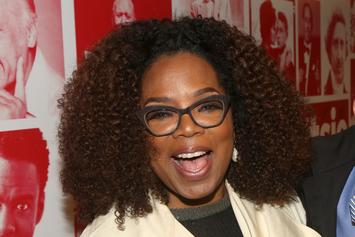 Oprah Shares The First Purchase She Made With First $1 Million Cheque