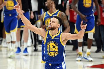 Warriors Sweep Blazers To Earn Fifth-Straight Finals Appearance