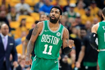 Is This Kyrie Irving's Next Nike Signature Sneaker?