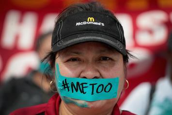 McDonald's Faces 25 Sexual Harassment Complaints Led By #MeToo Movement