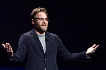 Seth Rogen's GQ Cover Sparks A Stream Of Thirsty Tweets