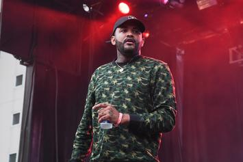"Joyner Lucas Announces ""ISIS"" Single With Mystery Feature"