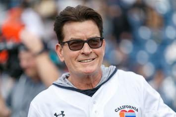 Charlie Sheen Once Brought A Hooker To Denise Richards' House On Thanksgiving